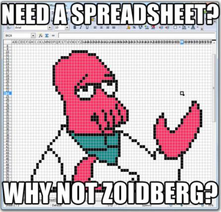 spreadsheet_zoidberg